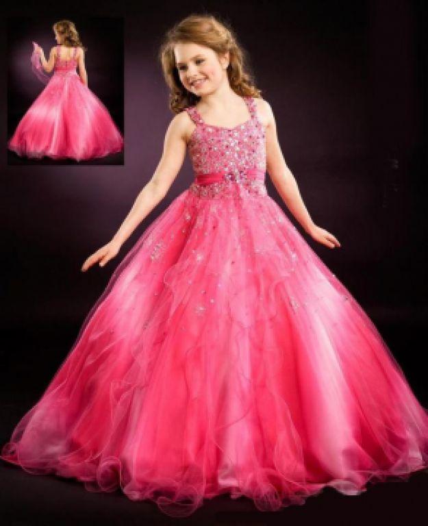 202be4d8b955 slavnostní šaty pro holčičky. Originální princeznovské šatičky