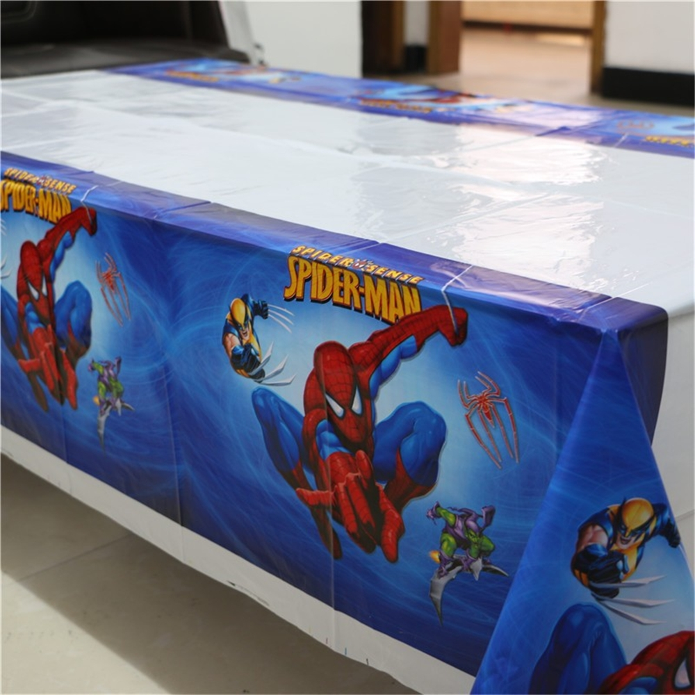 PVC  UBRUS Spiderman